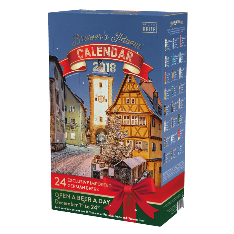 brewers advent calendar