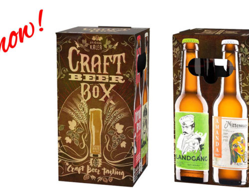 NEW: Craft Beer Box