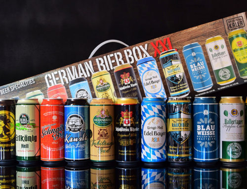NEW: German Bier Box XXL