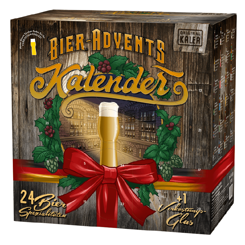 Bier-Adventskalender Edition Deutschland