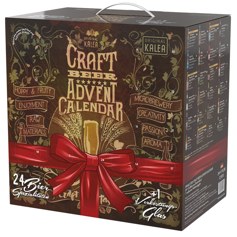 Craft Beer Advent Kalender