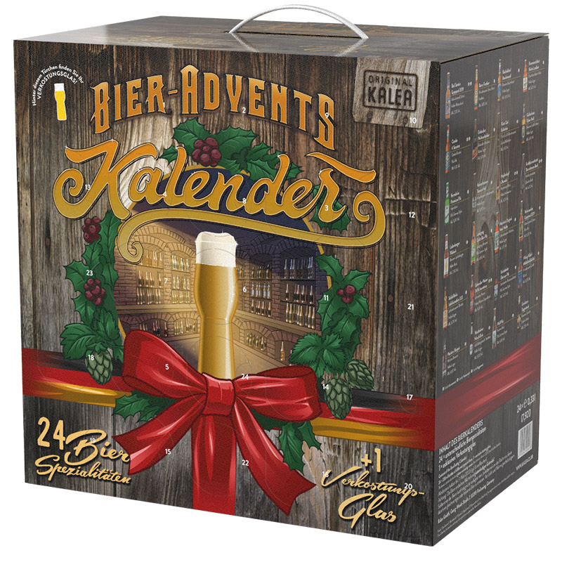 Bier Adventskalender Edition Deutschland
