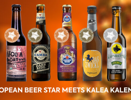 European Beer star meets Kalea Kalender