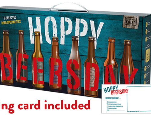 Available now: Hoppy Beersday Box