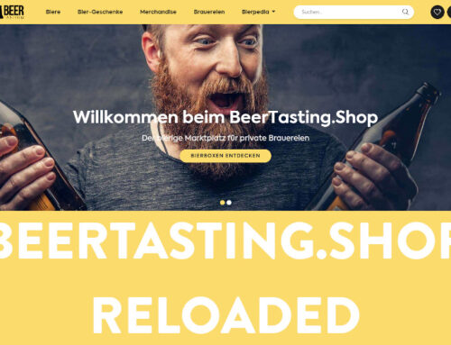 BeerTasting.Shop: RELOADED